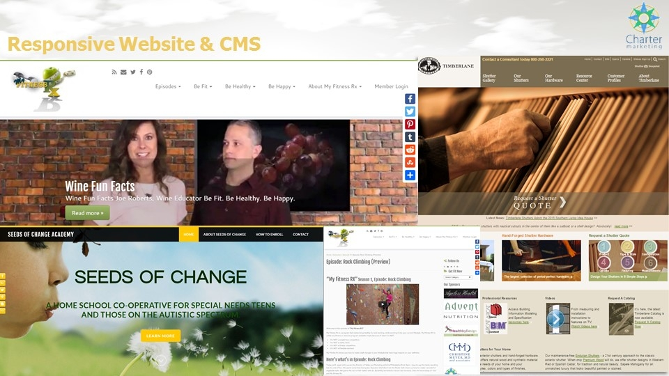 Website Development & Updating